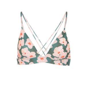 Acacia bathing suit top